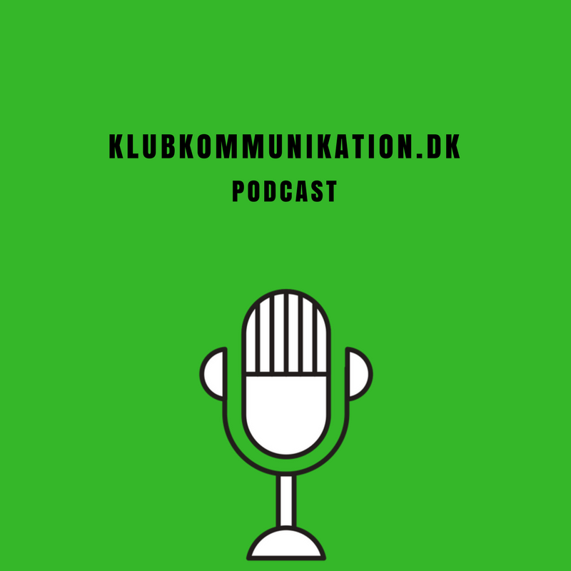 Klubkommunikation podcast logo